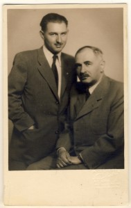 Vlado and Pavel Fabry