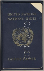 Vlado UN passport cover