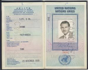 Vlado UN passport