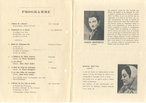 Slovak opera singer's Geneva program 2