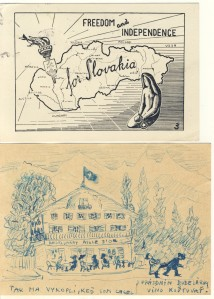 Unusual Postcards