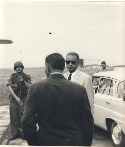 Vlado and Dag Hammarskjold Last Picture
