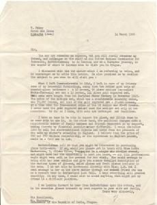 Vlado letter to Ambassador Raghavan