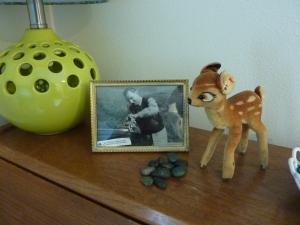 Vlado photo with Bambi