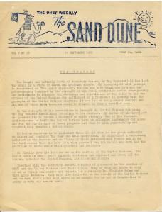 Sand Dune Sept 1961 2