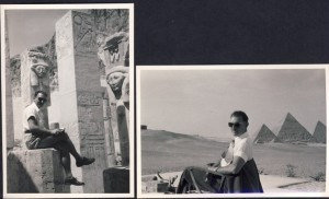 Vlado in Egypt