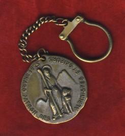 Vlado St Bernard Medal 1