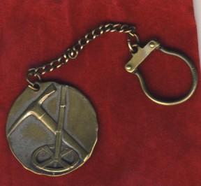 Vlado St Bernard Medal 2