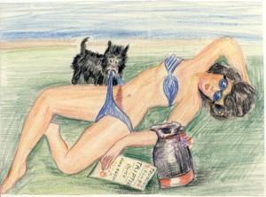 Pavel Fabry drawing 5
