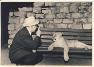 Pavel and Tiger Cub