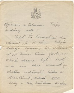 Pavel letter to Vlado 1946 3