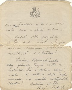 Pavel letter to Vlado 1946 5