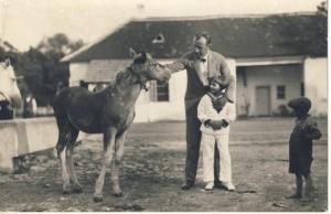Vlado and pony