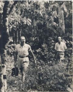 Vlado and R West Skinn British Togoland May 56