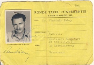 Vlado Round Table Conference ID 1949