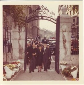 Evangelical Lutheran Church Geneva Sept. 1961