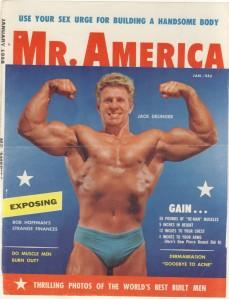 Mr. America Jan. '58