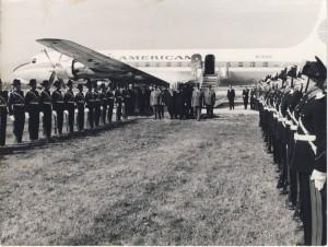 Pan-Am funeral procession Geneva Sept. 1961