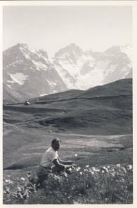Vlado in mountains 2