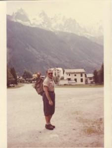 Vlado in mountains