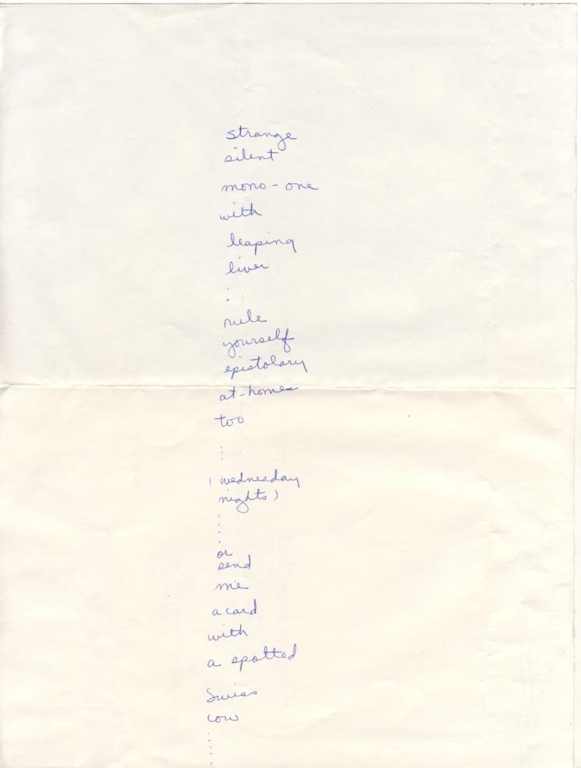 Christmas Card Poems Christmas Poem to Vlado