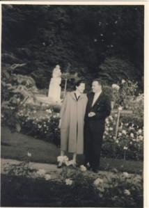 Don and Marty Davies Parc de Eaux Vives