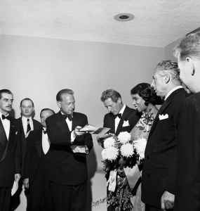 First United Nations Staff Day 8 Sept 1953