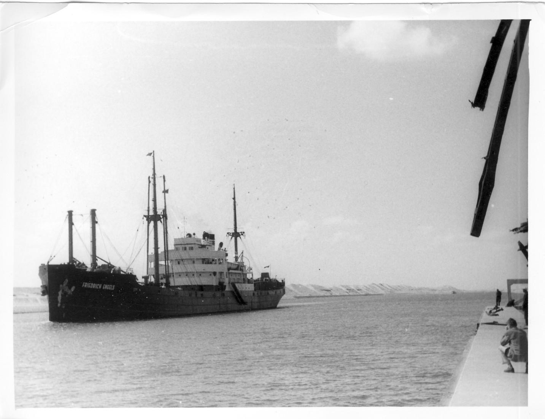 Suez Canal Clearance Project Vlado