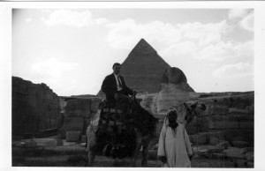 Vlado in Egypt III