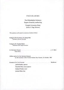 UN Memorial program, 28 September 1961, p.2