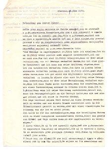 Frano Tiso letter 6-29-59 1
