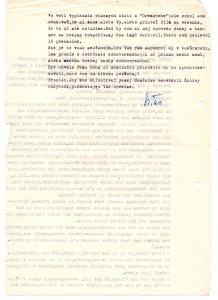 Frano Tiso letter 6-29-59 2